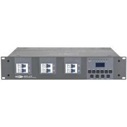 Showtec DDP-610M DMX dæmper 6x10A multipin stik