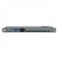 """Showtec DR pro rack 19"""" DMX recorder til SD kort"""