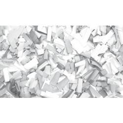 Showtec konfetti 1 kg hvid