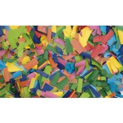 Showtec konfetti 1 kg multifarvet