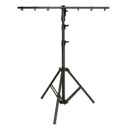 Tripod stativ MKII med T-bar - 2,6m/max 40 kg sort
