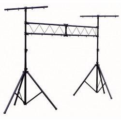Stativsæt m. 2x1,5mtr stigebro+T-bar - max 3m/50kg