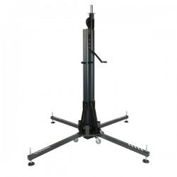 Showtec pro 5200 Wind-up stativ - 5 mtr - 200 kg