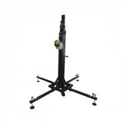 Showtec MT-300 wind-up stativ 6,1 mtr max 300 kg