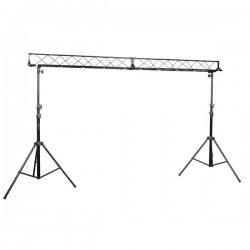 Lysbro stativ sæt 3m bred og 3m høj max 60kg