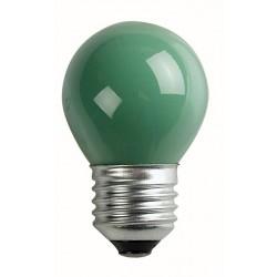 SHOWTEC 240V 15W pære E27 grøn