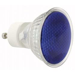 230V 35W - GU10 Showtec reflektor - blå