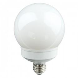 LED pære med røde dioder, 100mm.
