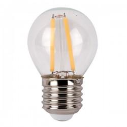 LED pære klar varm/2700K E27 3W 300 lumen