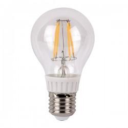 LED pære klar varm/2700K E27 4W 385 lumen dæmpbar