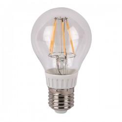 LED pære klar varm/2700K E27 6W 550 lumen dæmpbar