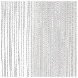 Trådgardin 3x6 mtr hvid