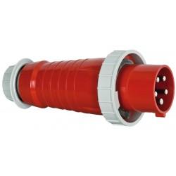 400V/125A CEE stik kabel han - IP67