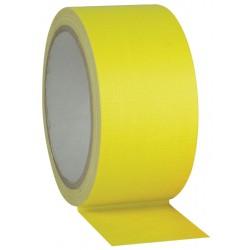 Neon Gaffa-tape, gul 50mm./25m.