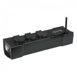 PowerBOX 3 W-DMX 2,4GHz - trådløs DMX strømskinne