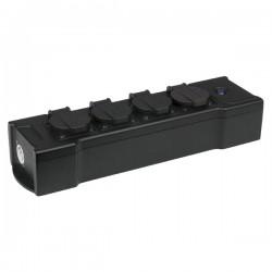 PowerBOX 4 strømdistribution til bro, Daisy-Chain
