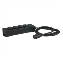 PowerBOX 4C strømdistribution t. bro 3mtr 3x2,5mm2