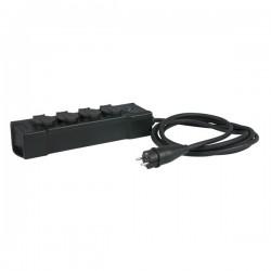 PowerBOX 4C strømdistribution t. bro 6mtr 3x2,5mm2