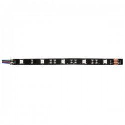LED bånd RGB 30 dioder/mtr 24V IP20 5mtr. rulle
