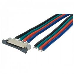 LED bånd indput stik med kabel