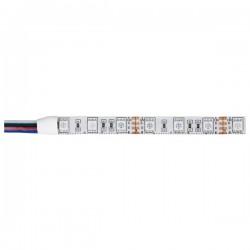 LED bånd RGB 60 dioder/mtr 12V IP20 5mtr. rulle