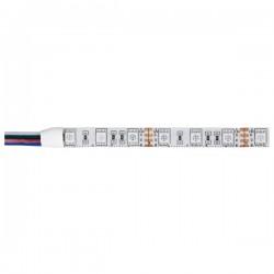 LED bånd RGB 60 dioder/mtr 12V IP65 5mtr. rulle