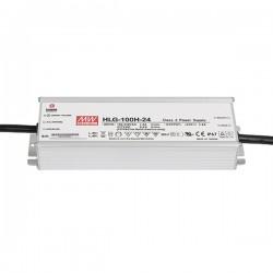 LED strømforsyning 24V DC 100W IP67