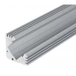 Hjørne profil skinne 19 til LED bånd