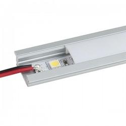 Profil skinne Pro 1 til LED bånd undersænket