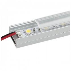 Profil skinne Pro 12 til LED bånd