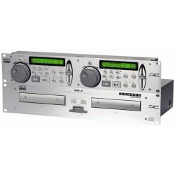 DAP 900D dobbelt CD afspiller m. antishock