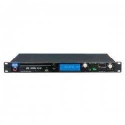 DAP CDMP-150 1U CD/USB/MP3 player m. remote