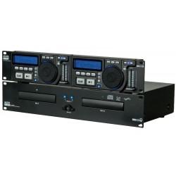 DAP 860D dobbelt CD afspiller m. antishock