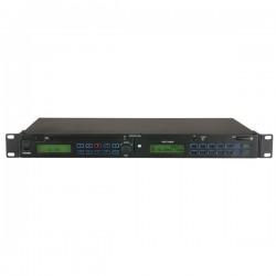 DAP MPR-200BT 1U prof medieafspiller recorder