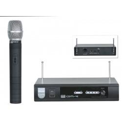 DAP COM-41 håndholdt UHF mikrofonsæt til DJ og sang