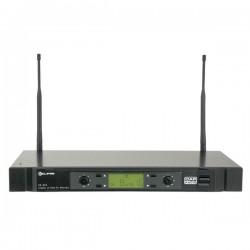 DAP ER-216 -2 kanaler á 16 frekvenser UHF modtager