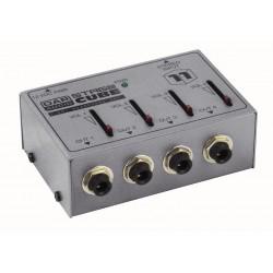 DAP SC-11 Kompakt hovedtlf. forstærker m. 4 output