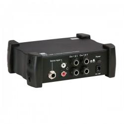 DAP AMP-104 - 4 kanal hovedtelefonforstærker
