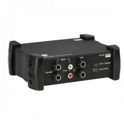 DAP SDI-202 Stereo aktiv DI box
