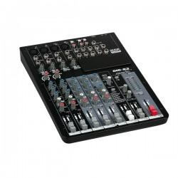GIG-83CFX 8 kanals mixer m. eg, DSP, Phantompower