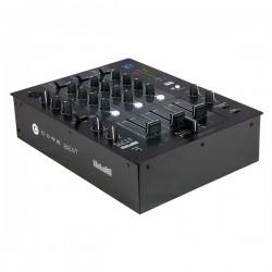 CORE Beat 3ch DJ mixer m. Bluetooth og talkover