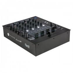 CORE Club 4ch DJ mixer m. Bluetooth og talkover