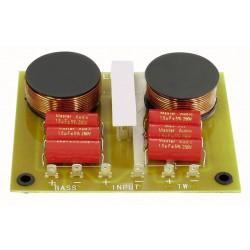PCX-4 3-vejs delefilter, 800/6000Hz, 12 dB