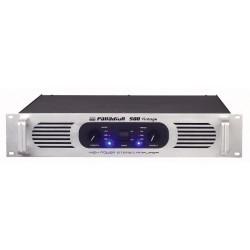 DAP PALLADIUM P500 forstærker 2x250W/4 ohm