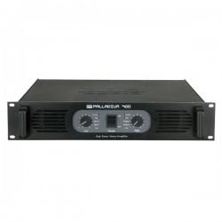 DAP PALLADIUM P900 forstærker 2x525W/4 ohm sort