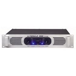 DAP PALLADIUM P2000 forstærker 2x1025W/4 ohm