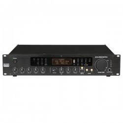 DAP ZA-9120TU 100V forstærker 120 watt 2 zoner
