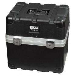 ABS kuffert til 9 mikrofoner og kabler