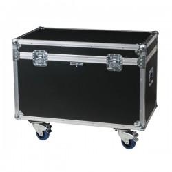 Flightcase til 2 stk. iS-100 LED moving head