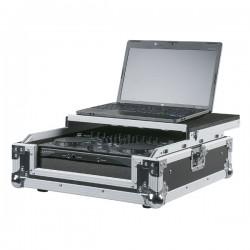 DAP  Flightcasepult 1 til medieafspiller og PC/MAC